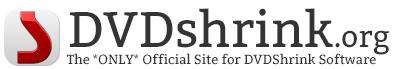 DVDShrink.org  -  DVDシュリンクソフトウェア
